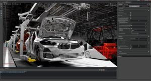 BMW's Virtual Factory Uses AI